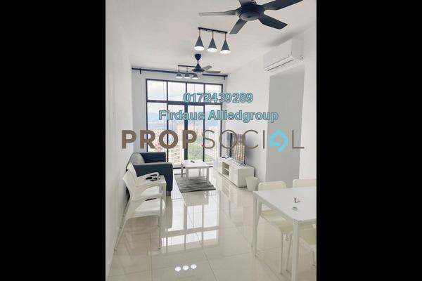 For Rent Condominium at Fera Residence @ The Quartz, Wangsa Maju Freehold Fully Furnished 3R/2B 2.4k