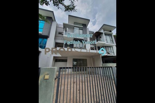 For Sale Superlink at Mutiara Villa, Kajang Freehold Unfurnished 5R/4B 780k