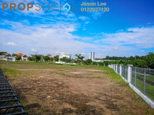 For Sale Land at Desa Budiman, Bandar Sungai Long Freehold Unfurnished 0R/0B 1.32m