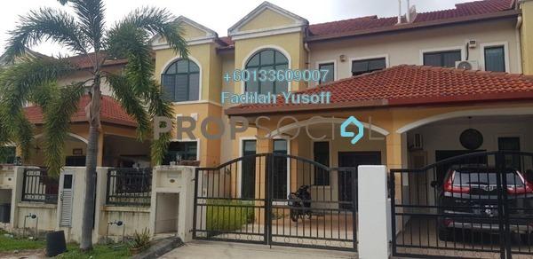 For Sale Terrace at Kota Warisan, Sepang Freehold Unfurnished 4R/3B 475k