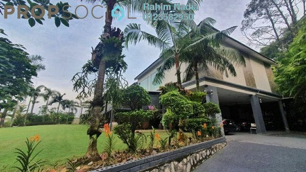 For Sale Bungalow at Section 13, Shah Alam Freehold Semi Furnished 7R/8B 5m