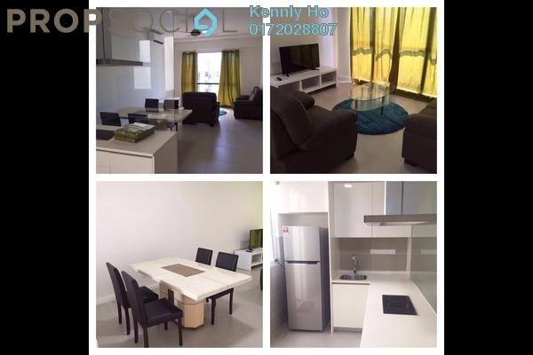 For Rent Condominium at Nova Saujana, Saujana Freehold Semi Furnished 2R/2B 3.2k