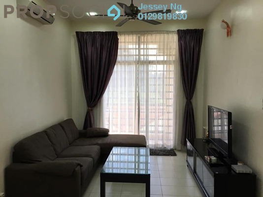 Apartment For Sale in Taman Tambun Jaya, Bukit Tambun Leasehold Fully Furnished 3R/2B 275k