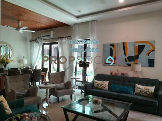 Semi-Detached For Sale in Kiara View, Mont Kiara Freehold Fully Furnished 5R/5B 3.3m