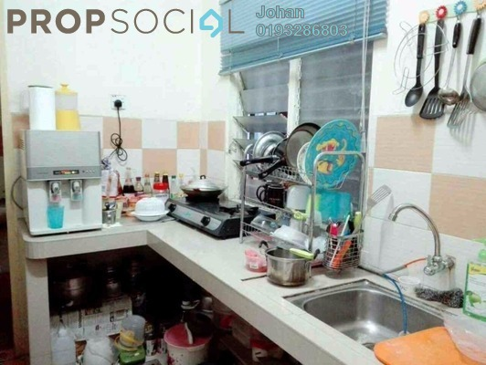 For Sale Apartment at Mentari Court 2, Bandar Sunway Freehold Semi Furnished 3R/2B 265k