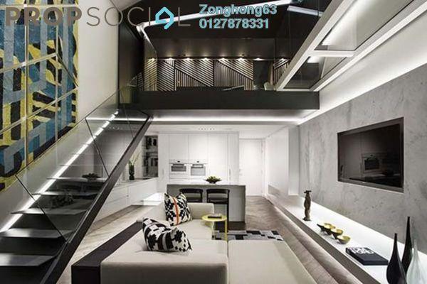 Duplex For Sale in Bandar Baru Sri Petaling, Sri Petaling Leasehold Semi Furnished 1R/2B 480k