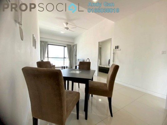 For Rent Serviced Residence at Arnica Serviced Residence @ Tropicana Gardens, Kota Damansara Freehold Fully Furnished 1R/1B 1.9k