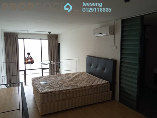 For Rent Duplex at Empire Damansara, Damansara Perdana Freehold Fully Furnished 1R/2B 1.35k