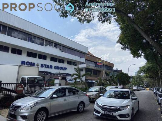 Factory For Sale in Taman Shamelin Perkasa, Cheras Freehold Semi Furnished 10R/10B 13.5m