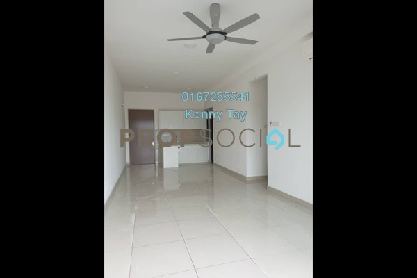 For Sale Condominium at Villa Crystal, Segambut Freehold Semi Furnished 3R/2B 630k
