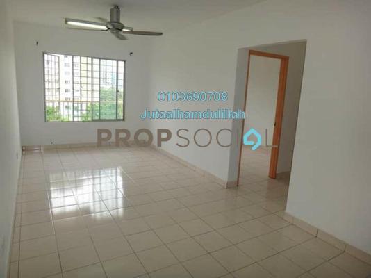 For Sale Apartment at Latan Biru, Kota Damansara Freehold Unfurnished 3R/2B 298k