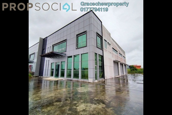 Factory For Rent in Innoparc @ Scientex, Senai Freehold Unfurnished 0R/0B 6.2k