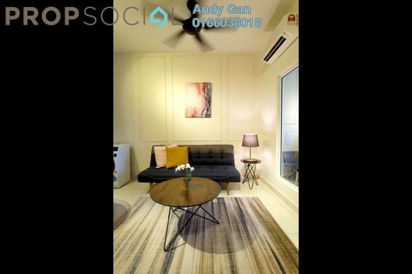 For Rent Serviced Residence at Arte Mont Kiara, Dutamas Freehold Fully Furnished 1R/2B 2k