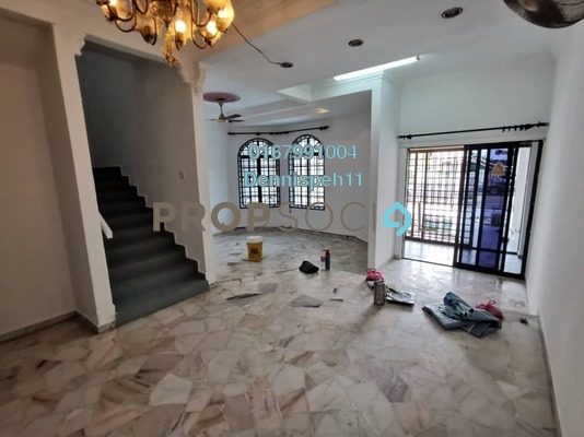 Terrace For Sale in Taman Ungku Tun Aminah, Skudai Freehold Unfurnished 5R/3B 520k