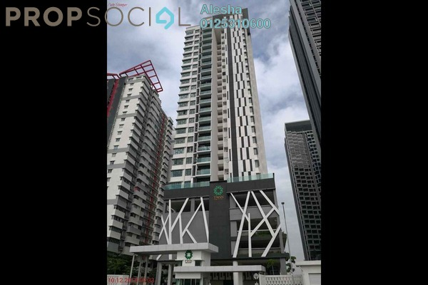 Serviced Residence For Sale in Twinz Residences, Bandar Puchong Jaya Freehold Unfurnished 3R/2B 385k