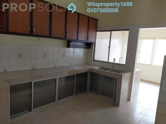 Terrace For Rent in Bandar Puchong Jaya, Puchong Freehold Semi Furnished 4R/3B 1.5k