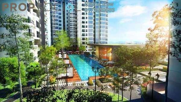 For Rent Condominium at Verdana, Dutamas Freehold Semi Furnished 3R/4B 4.9k