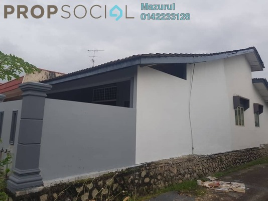 Terrace For Sale in Taman Gaya, Ulu Tiram Freehold Unfurnished 3R/2B 370k