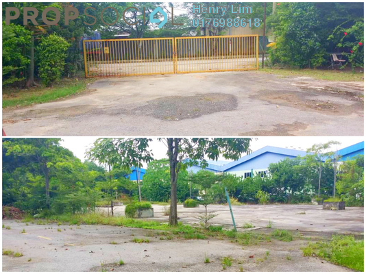 For Rent Land at Bukit Kemuning Industrial Park, Kota Kemuning Freehold Unfurnished 0R/0B 8.4k