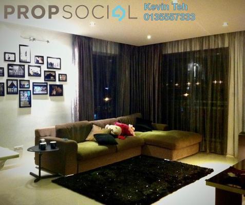 Condominium For Sale in Casa Kiara II, Mont Kiara Freehold Fully Furnished 3R/3B 1m