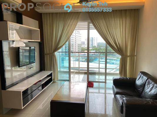 For Rent Condominium at Oasis Ara Damansara, Ara Damansara Freehold Fully Furnished 2R/2B 2.5k