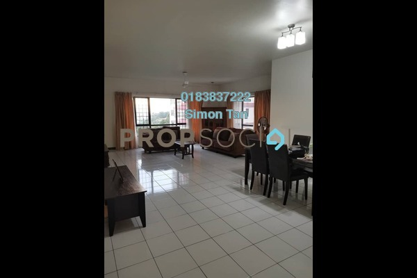 Condominium For Rent in Cameron Towers, Gasing Heights Freehold Fully Furnished 3R/2B 2.3k
