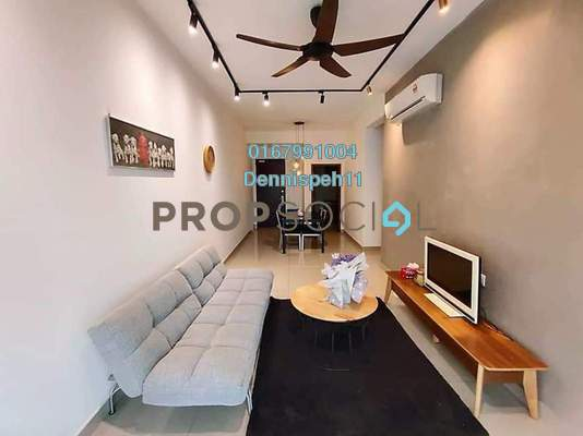 Condominium For Sale in D'Secret Garden, Johor Bahru Freehold fully_furnished 3R/3B 409k
