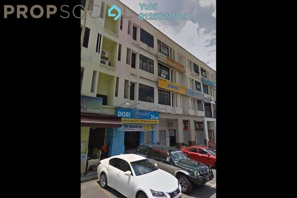 For Sale Shop at Taman Segar, Cheras Freehold Unfurnished 0R/0B 4.8m