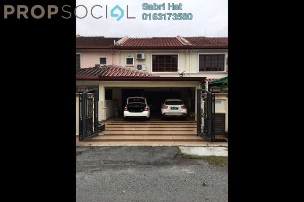 Terrace For Sale in Tropicana City Tropics, Petaling Jaya Freehold semi_furnished 4R/3B 1.2m