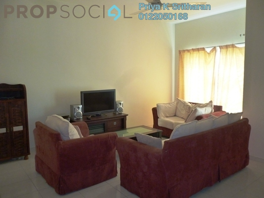 Condominium For Sale in Desa Impiana, Puchong Freehold Semi Furnished 3R/2B 355k