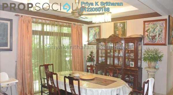Bungalow For Sale in Precinct 10, Putrajaya Freehold Unfurnished 5R/6B 2.5m
