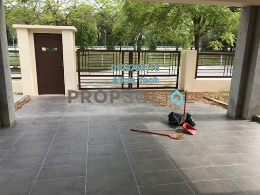 For Rent Terrace at Section 10, Putra Heights Freehold Unfurnished 4R/0B 2.2k