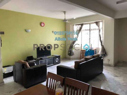 For Sale Apartment at Goodyear Court 7, UEP Subang Jaya Freehold Semi Furnished 3R/2B 425k