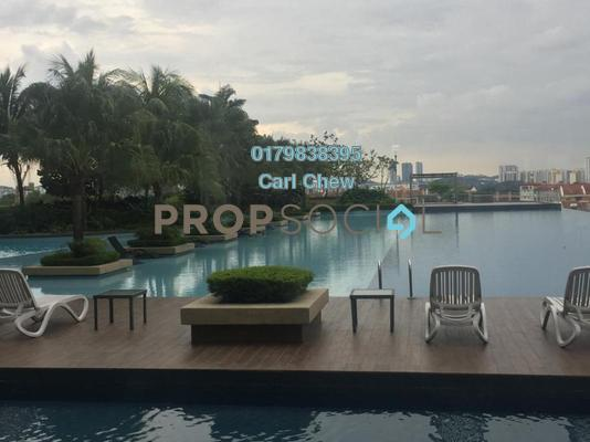 For Rent Condominium at Le Yuan Residence, Kuchai Lama Freehold Fully Furnished 4R/4B 3k