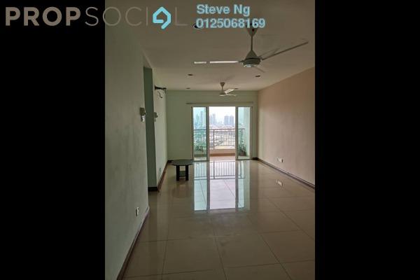 For Rent Condominium at Seri Puteri, Bandar Sri Permaisuri Freehold Semi Furnished 3R/2B 1.8k