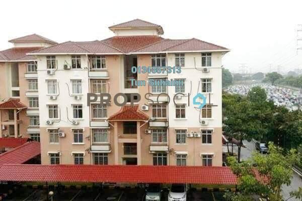 For Sale Apartment at Sunway Mentari, Bandar Sunway Freehold Unfurnished 3R/2B 305k