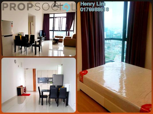 For Rent Serviced Residence at Shamelin Star Serviced Residences, Cheras Freehold Fully Furnished 3R/2B 2.4k