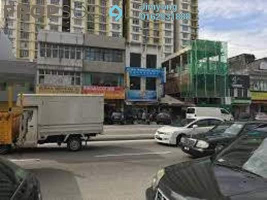 Shop For Rent in Taman Kepong, Kepong Freehold Unfurnished 0R/1B 2.4k