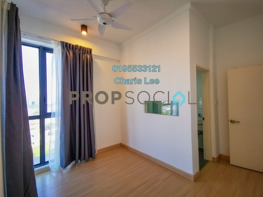 For Rent Condominium at Shamelin Star Serviced Residences, Cheras Freehold Semi Furnished 2R/2B 1.7k