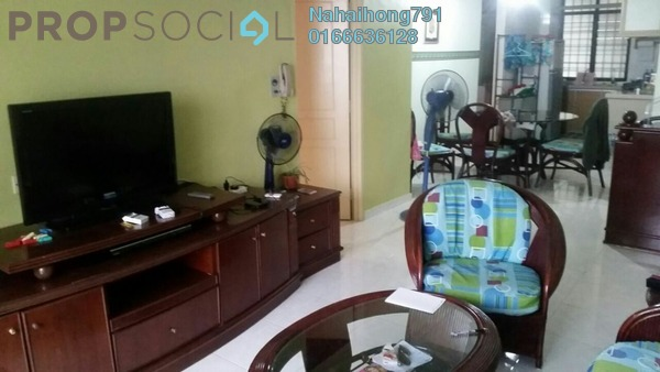 Condominium For Sale in Sunny Ville, Batu Uban Freehold Fully Furnished 2R/3B 450k