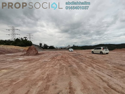 For Sale Land at Precinct 16, Putrajaya Freehold Unfurnished 0R/0B 369k