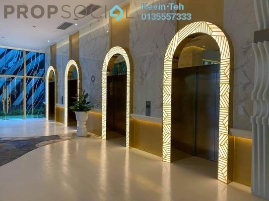 For Rent Condominium at Arte Mont Kiara, Dutamas Freehold Fully Furnished 1R/1B 2k