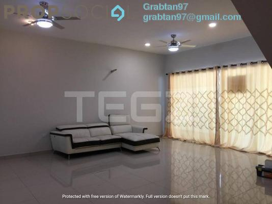 For Rent Terrace at Perennia, Bandar Rimbayu Freehold Unfurnished 4R/4B 1.5k
