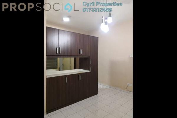 For Sale Apartment at Resak Apartment, Shah Alam Freehold Semi Furnished 3R/2B 225k