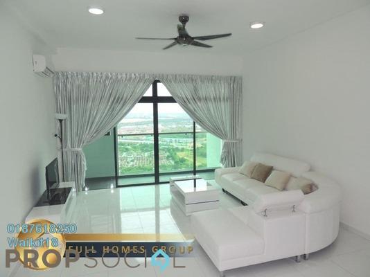 Condominium For Sale in Sky Loft, Bukit Indah Freehold Fully Furnished 3R/2B 480k