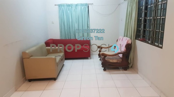 Townhouse For Rent in Kampung Kayu Ara, Bandar Utama Freehold Unfurnished 3R/2B 1k