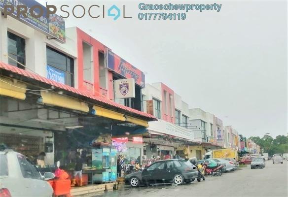 Shop For Rent in Taman Bukit Mutiara, Johor Bahru Freehold Unfurnished 0R/0B 3.8k