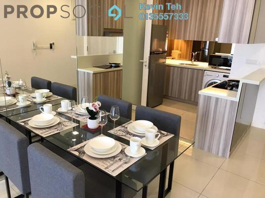 Condominium For Rent in Nadi Bangsar, Bangsar Freehold Fully Furnished 1R/1B 3k