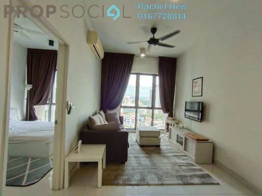 Serviced Residence For Rent in Tropicana City Tropics, Petaling Jaya Freehold Fully Furnished 2R/2B 1.65k