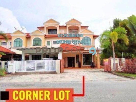 Terrace For Sale in Kota Warisan, Sepang Freehold Semi Furnished 5R/3B 790k